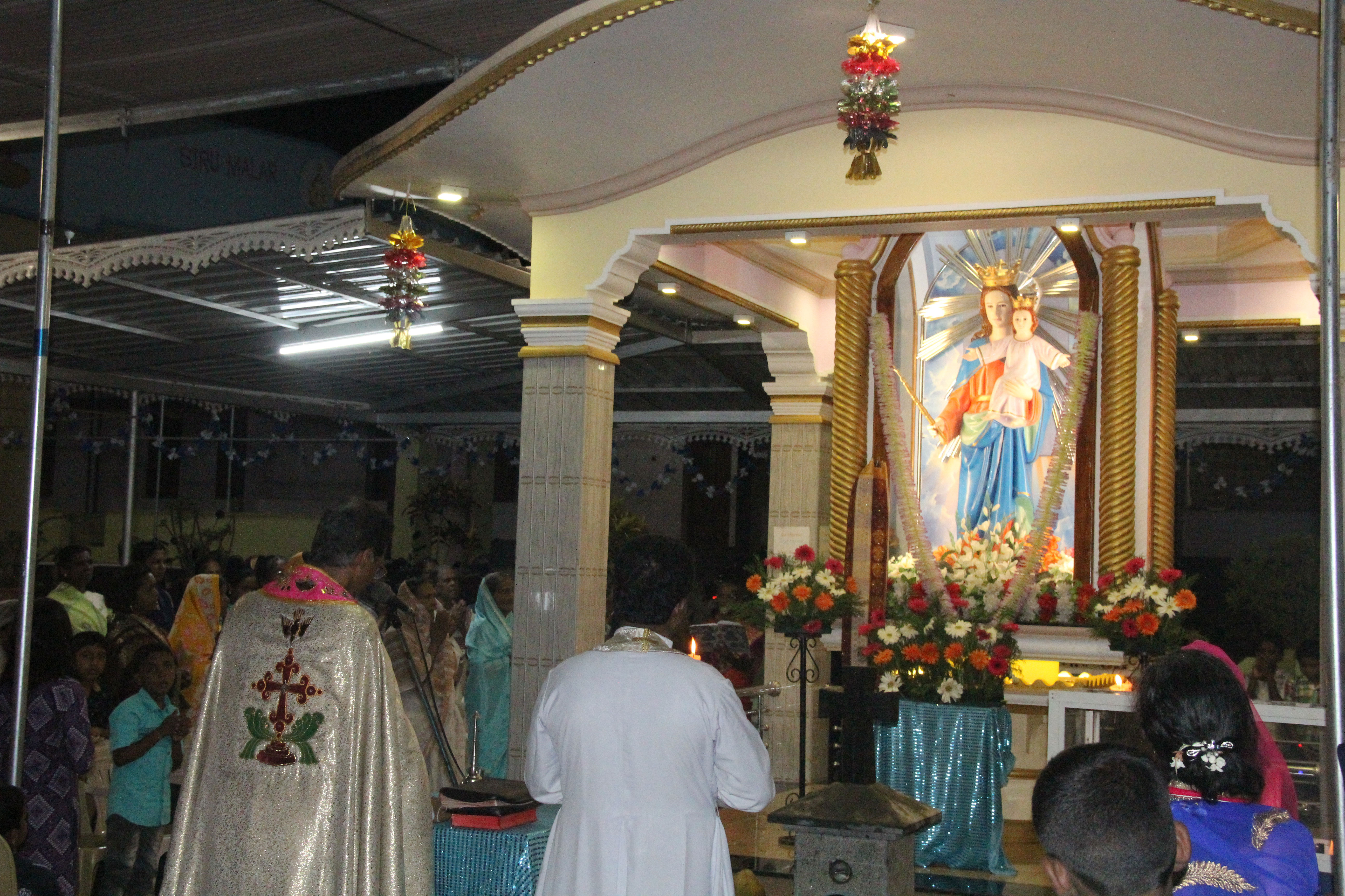 Littile flower church  Manjalumoodu on 31 may 2019